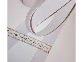 Tkaná hladká guma š. 2,5 cm