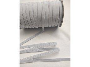 Tkaná hladká guma š. 1cm