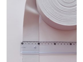 Tkaná hladká guma 5cm